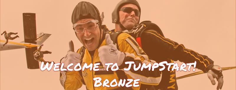 TW3 JumpStart Bronze Level Training