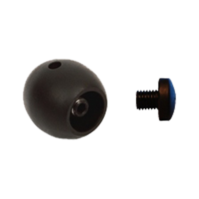 Artillery Ball Grip and Cap