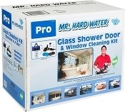 Mr. Hard Water Glass Shower & Window Clean & Seal Kit w/ Bag