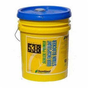 Sentinel 538 CLEAR Stain & Odor Encapsulant (5 Gal.)