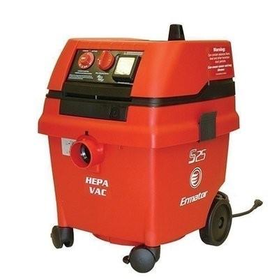 Ermator S25 Wet/Dry HEPA Vacuum