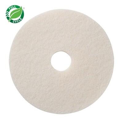 Americo White Super Polish Floor Pad (17