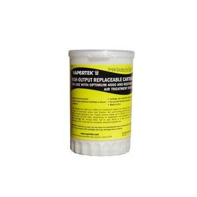Vaportek High-Output Cartridges, Lemon