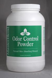 MasterBlend Odor Control Powder (6lbs.)