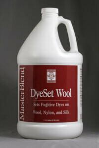 MasterBlend DyeSet Wool (Gal.)