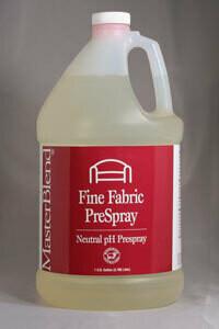 MasterBlend Fine Fabric PreSpray (Gal.)