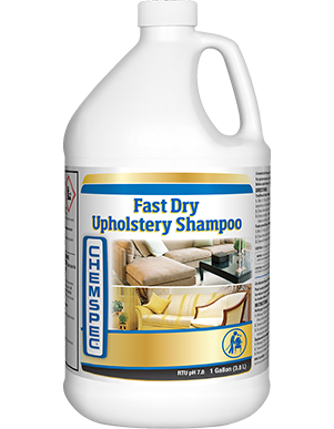 Chemspec Fast Dry Upholstery Shampoo (Gal.)