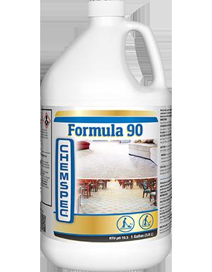 Formula 90 Carpet Detergent (Gal.)