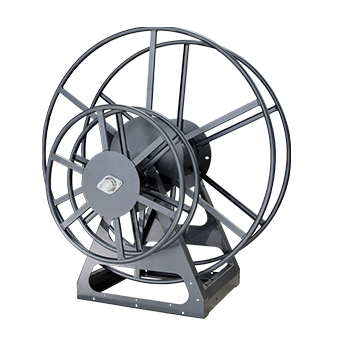 High Profile Combo Vacuum & Solution Hose Reel