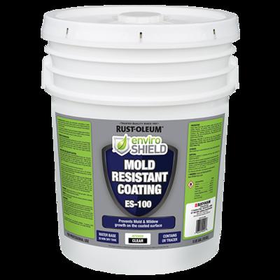 Enviroshield Mold Resistant Coating, Clr (5 gal.)