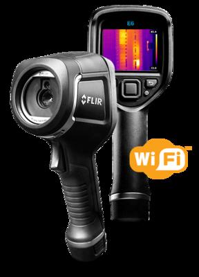 FLIR E6-XT Infrared Camera