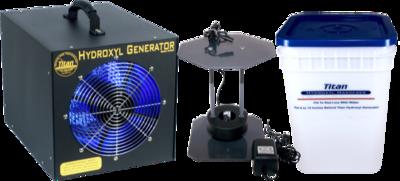 Titan 2000 Hydroxyl Generator