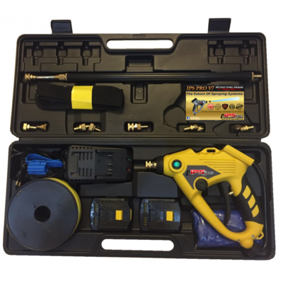IPS Pro V8 Battery Operated Sprayer Kit
