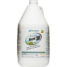 Benefect Decon 30 (Case of 4 Gal)