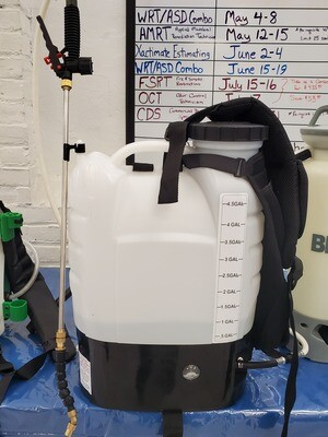 M4 Battery-Powered Backpack Sprayer