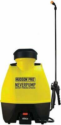 Hudson Neverpump 4 Gallon Backpack Sprayer