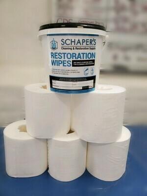 Schaper's Disinfectant Wipes Starter Kit