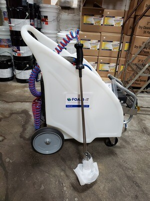 Foam-It 15 Gallon Electric Fog/Mist Sprayer with Wand