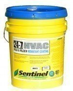 Sentinel 24-7 HVAC Mold and Mildew Coating (5 Gal.)