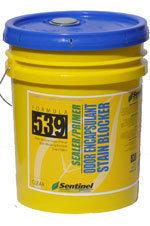 Sentinel 539 Sealer/Primer Odor Encapsulant, White (5 Gal.)