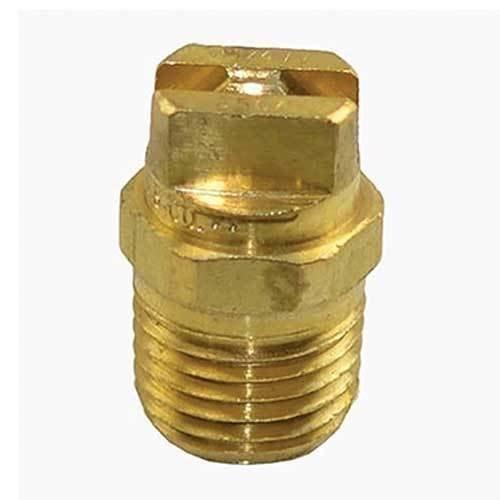 """9504 1/4"""" Brass VeeJet"""