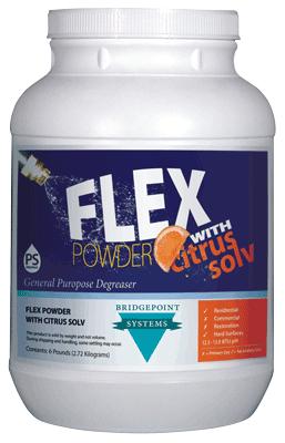 Bridgepoint Flex Powder w/Citrus Solv (6lbs)
