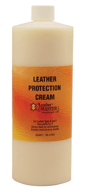 Leather Protection Cream (1 Liter) by Leather Master