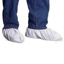 White Shoe Covers   50 Pack