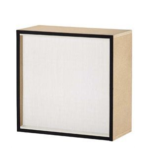 "Wood Framed HEPA Filter (2,000 CFM Rated) - 24"" x 24"" x 11.5"""