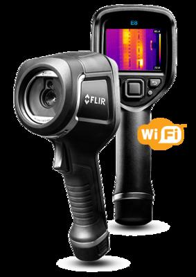 FLIR E8-XT Infrared Camera