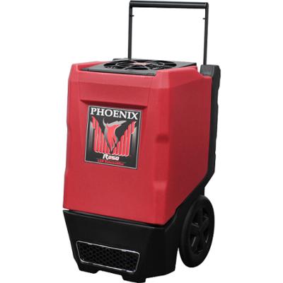 Phoenix R250 LGR Dehumidifier - RED
