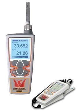 Phoenix HM-40 Precision Thermo Hygrometer w/ Remote Probe