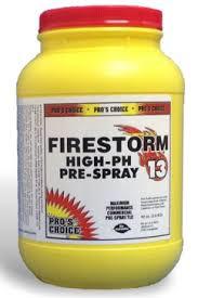 Pro's Choice Firestorm (6lbs)