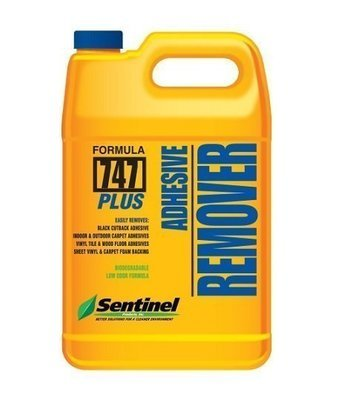 Sentinel 747 Plus Adhesive Remover (Select Size)