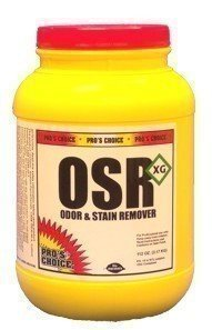 Pro's Choice OSR, Odor and Stain Remover (6.5lb)