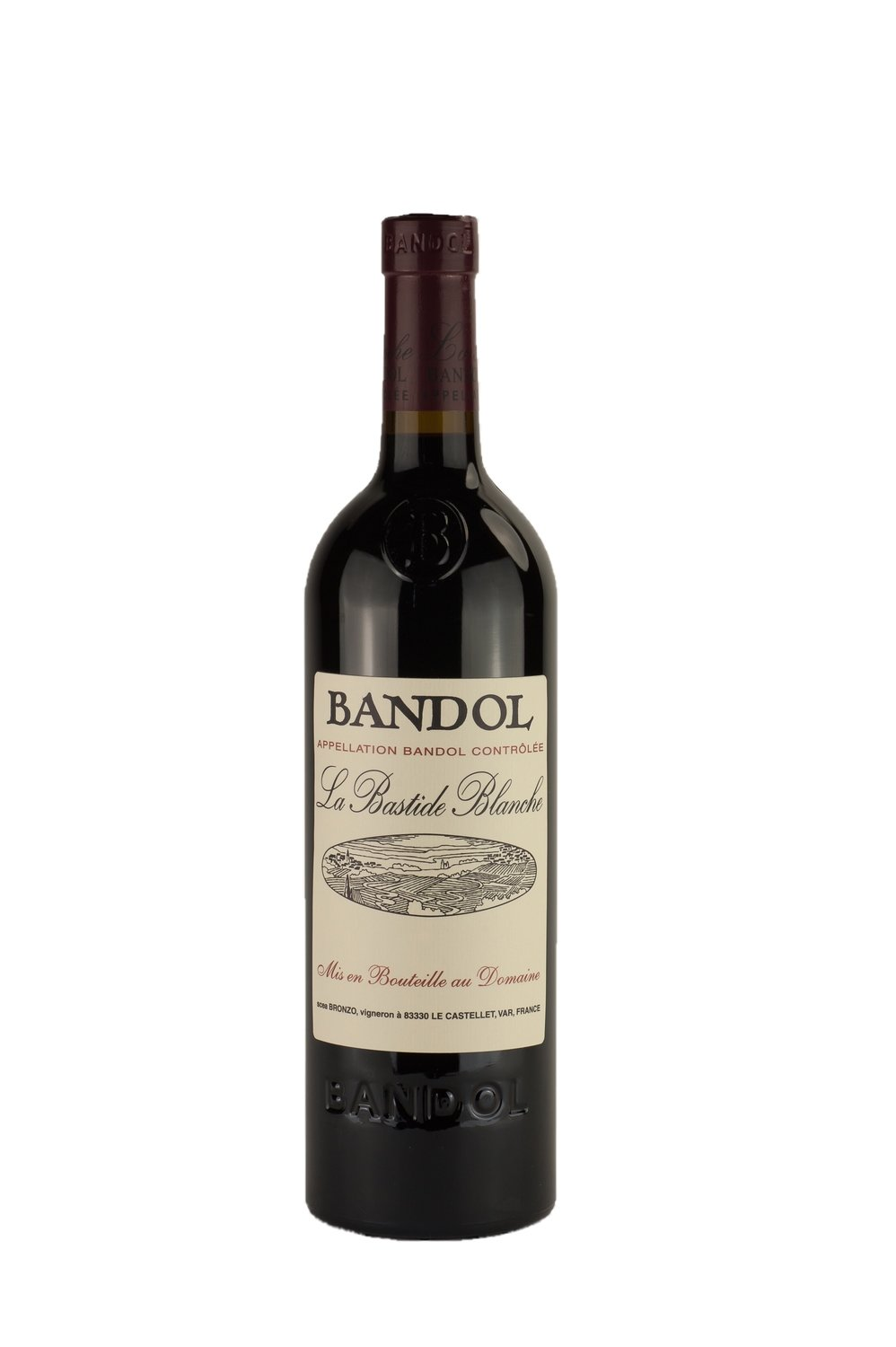 Bastide Blanche Rouge 2017 | 75 cl