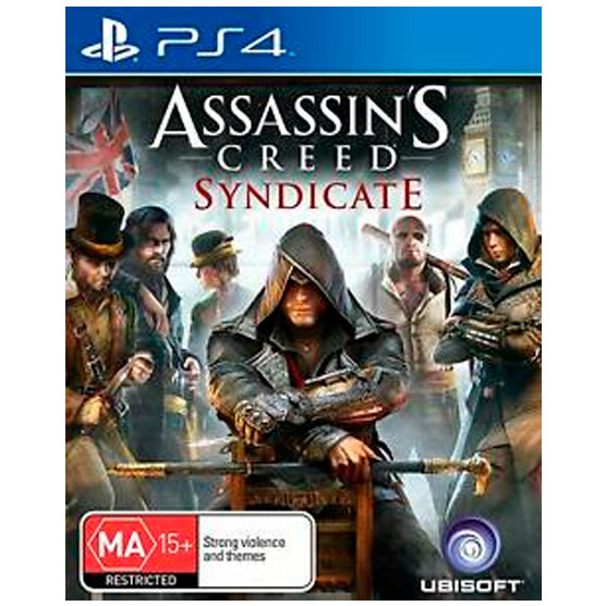PS4 Assasins Creed Syndicate