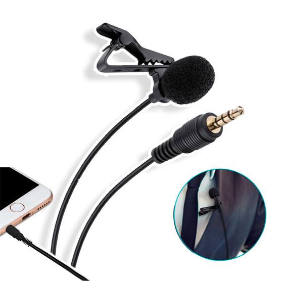 Microfono de Solapa 3.5mm