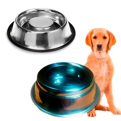 Plato Alimentacion Perro