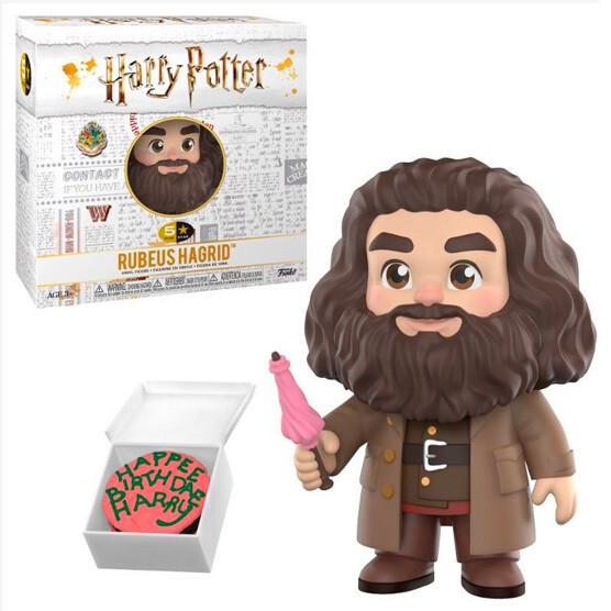 Funko 5S Harry Potter Rubeus Hagrid