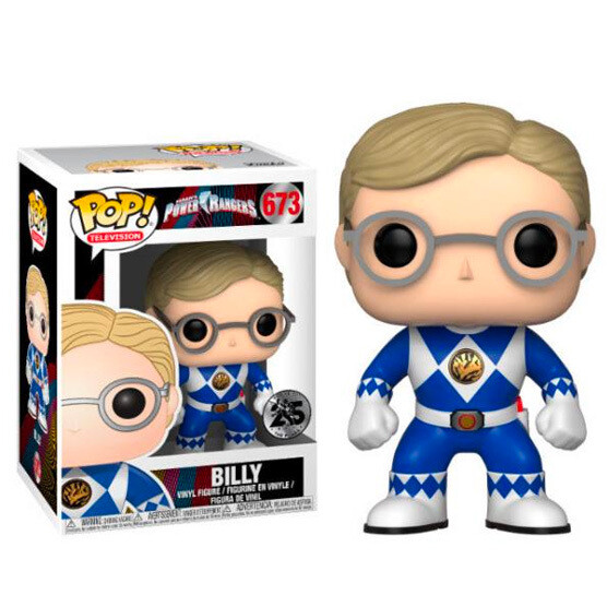 Funko POP Power Rangers Billy