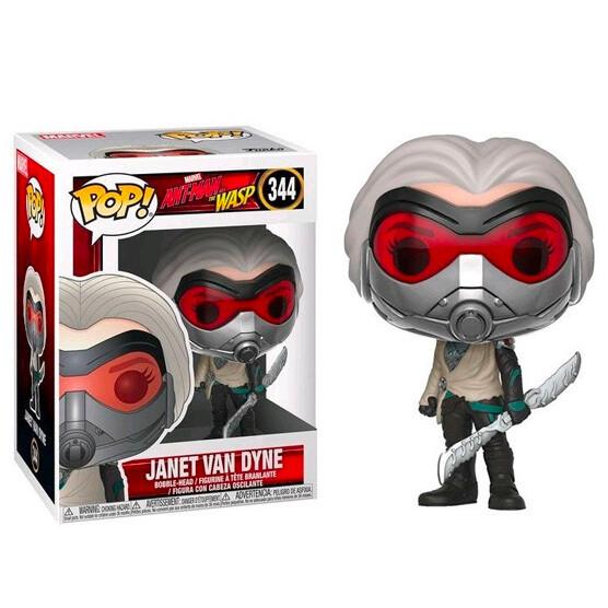 Funko POP Marvel Ant Man Janet Van Dyne
