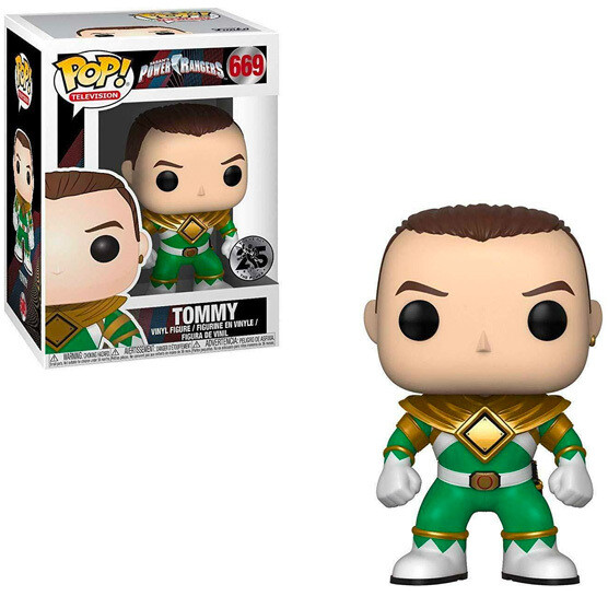 Funko POP Power Rangers Tommy
