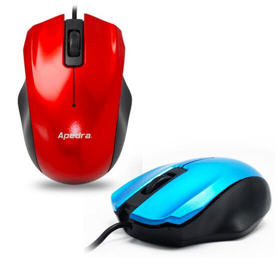 Mouse Optico 1000 dpi