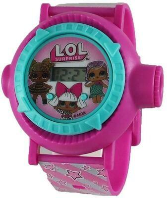 L.O.L. Surprise Reloj projector