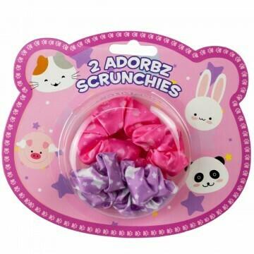 Chongos  Scrunchies (x2)