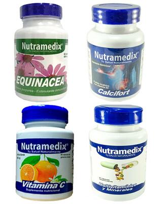 Vitaminas (60 capsulas)