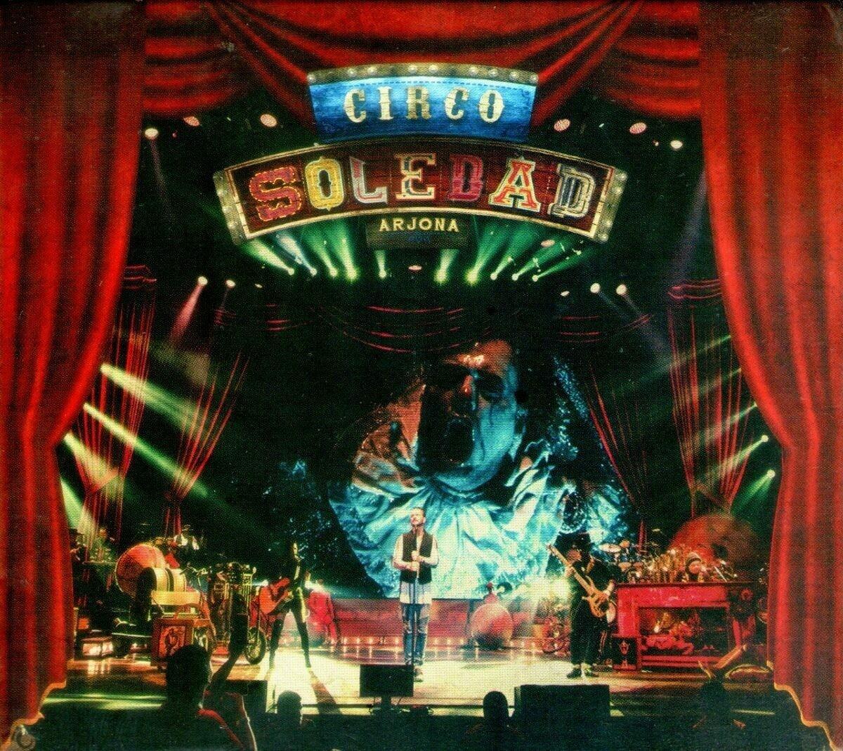 Ricardo Arjona 2CD+DVD