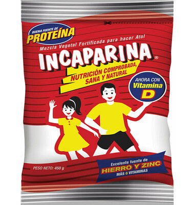 Incaparina Original 1 libra