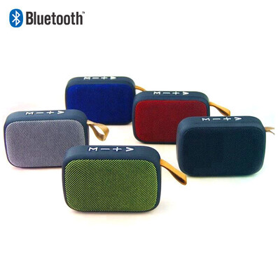 Bocina Bluetooth Micro SD